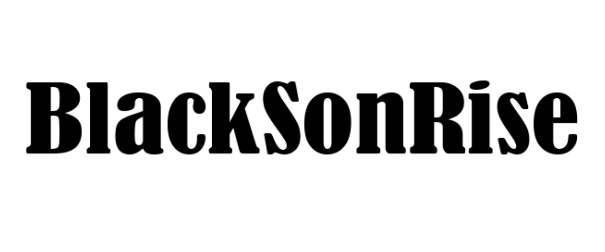 BLack Son Rise Logo