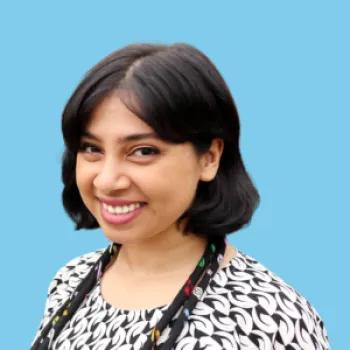 Priyanka Ashraf, The founder and director of The Creative Cooperative