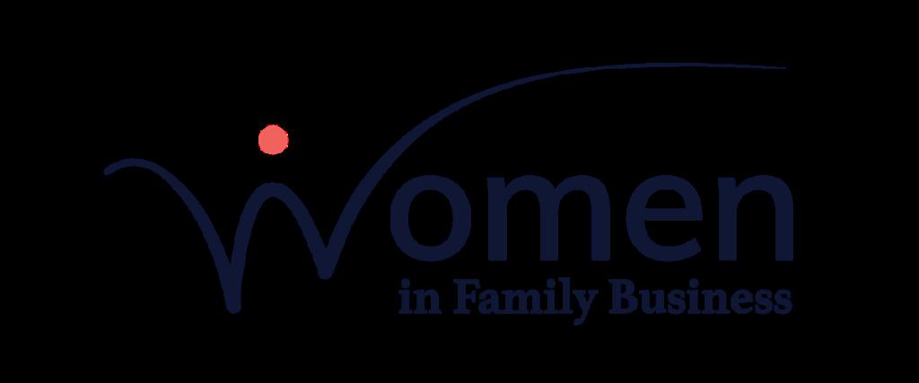 Women in Family Business Logo